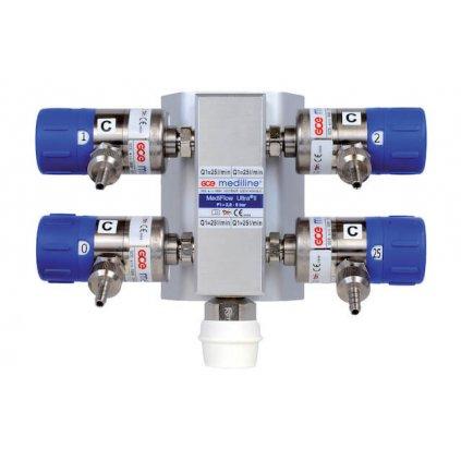 Zdravotnický průtokoměr, MEDIFLOW ULTRA II 6 L
