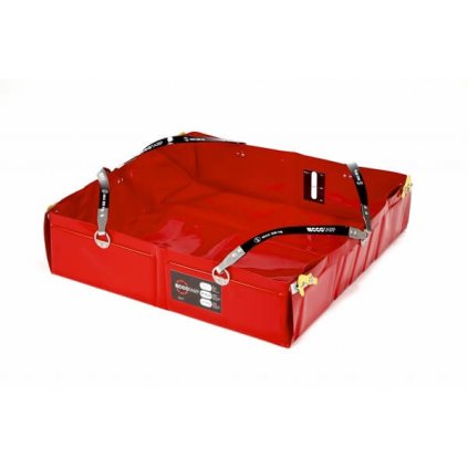 Skládací vana záchytná Eccotarp, ET 01 S K vana + taška