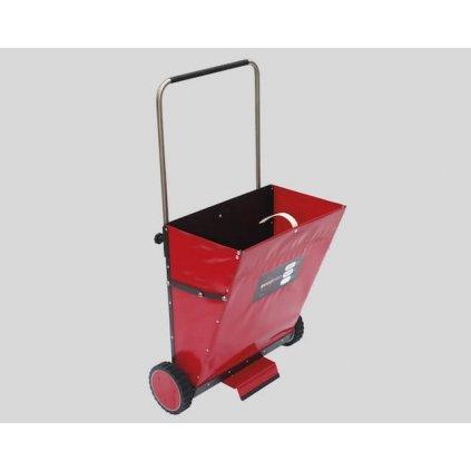 Posypový vozík skládací ECCOTARP, SDC 03 2