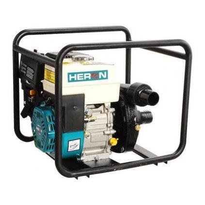 Čerpadlo motorové tlakové HERON, 6,5HP, 500l min.