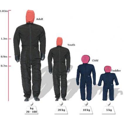 Cvičná figurína RUTH LEE univerzální