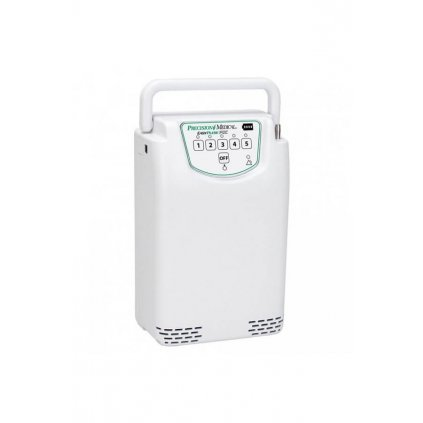 Kyslíkový koncentrátor LUXFER EasyPulse POC-5 mobilní