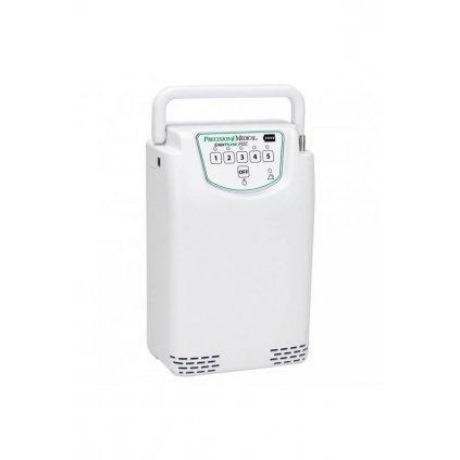 Přenosný koncentrátor kyslíku Luxfer, EasyPulse POC 5