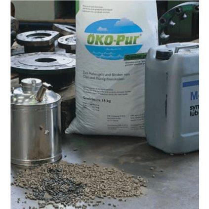 Sypký sorbent ÖKO-PUR v práškovém tvaru (8kg)