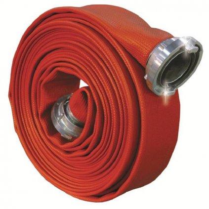 Průmyslové hadice TECHNOLEN, Techmatex, spojka C52 AL Technolen, délka 20m, barva červená