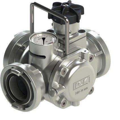 Přetlakový pojistný ventil, POK, B75