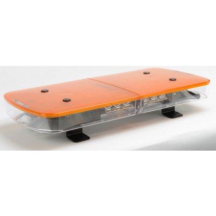 Majáková rampa FEDERAL SIGNAL VAMA, AURUM, LED mini, barva oranžová