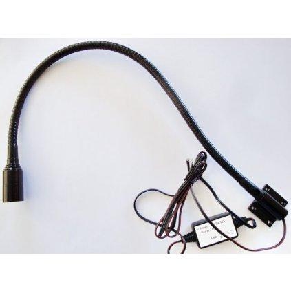 Lampička vozidlová čtecí FEDERAL SIGNAL VAMA, LED, 12V, 30 cm 2