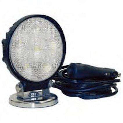 Pracovní světlo LED Federal Signal Vama, mléčná optická čočka, magnetické 2