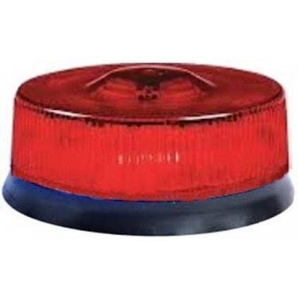 Maják pevná montáž Federal Signal Vama, LP400,LED,1x15 LED, barva červená