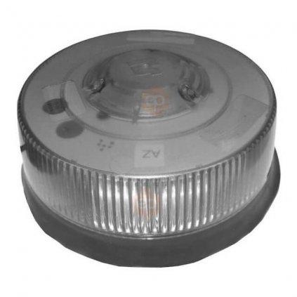 Maják pevná montáž Federal Signal Vama, LP400,LED,1x15 LED, barva modrá červená
