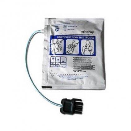 Nalepovací elektrody pro AED defibrilátor Mindray, BeneHeart D6, D3, D1 - pro dospělé