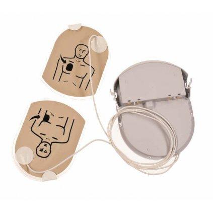 Nalepovací sada elektrod pro AED defibrilátor Stryker HEARTSINE PAD PAK 03 (dospělí)