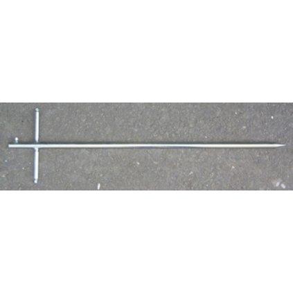 Zemnící kolík bez kabelu pro elektrocentrály 2