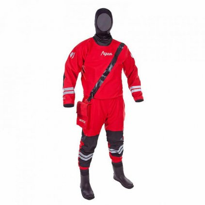 Suchý oblek AGAMA RESCUE trilaminátový