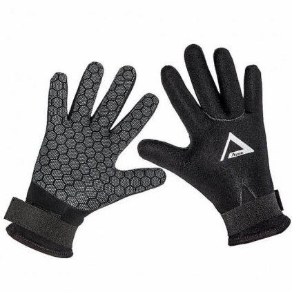 Neoprenové rukavice AGAMA, Superstretch 5 mm 2
