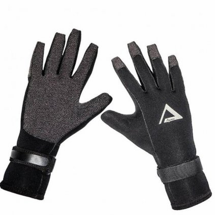 Neoprenové rukavice Agama, KEVLAR 3 mm Superstretch 2