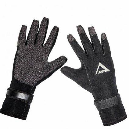 Neoprenové rukavice do vody AGAMA KEVLAR Superstretch (3mm)