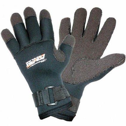 Neoprenové rukavice do vody BEAVER PRO-FLEX 5 s kevlar (5mm)