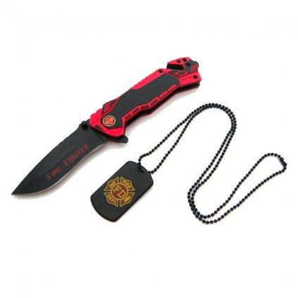 Záchranářský nůž ALBAINOX Firefighter