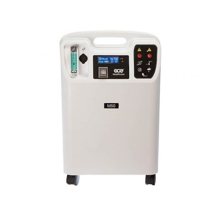 Kyslíkový koncentrátor GCE M50 (stacionární)