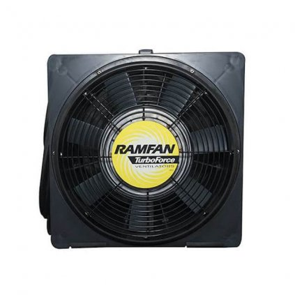Přetlakový ventilátor elektrický RAMFAN, EFI150xx, 220V 1,1kW