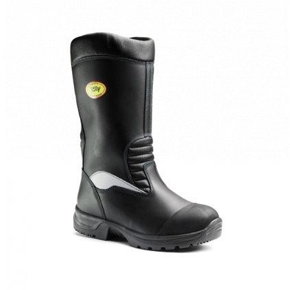 Zásahová obuv pro hasiče Jolly Scarpe 9016/A-C FIRELEATHER EVO