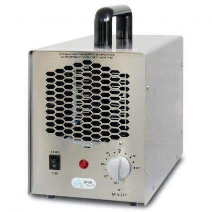 Generátor ozonu PROFI OZON GO-14000 profesionální do prostoru 500m3 (záruka 3 roky)