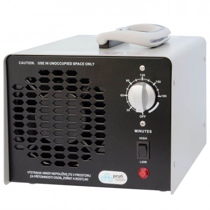 Generátor ozonu PROFI OZON GO-30000 profesionální do prostoru 1300m3 (záruka 3 roky)