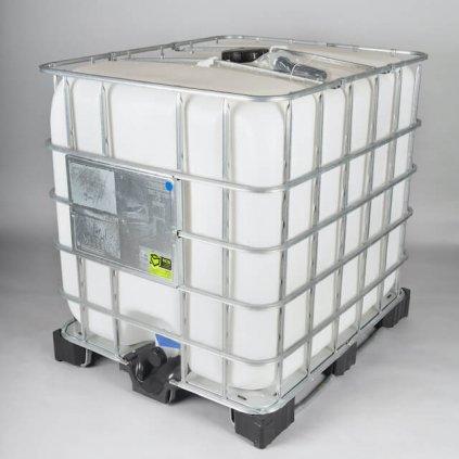 IBC kontejner 1000L (paleta ocel/plast) REPAS