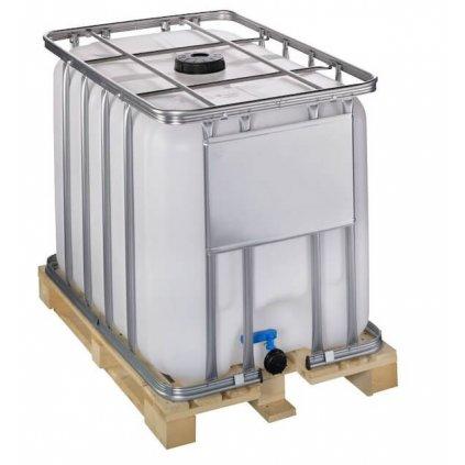 IBC kontejner 600l REPAS, paleta dřevo - REPAS