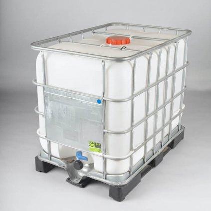 IBC kontejner 600l, paleta plast - REPAS