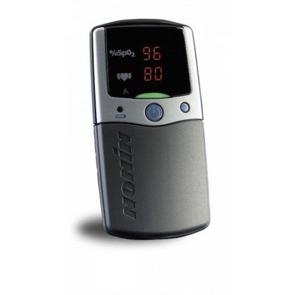 Pulsní oxymetr ruční Nonin, PalmSat 2500 s pamětí, bez alarmů