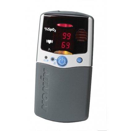 Pulsní oxymetr ruční NONIN PalmSat 2500A s pamětí (alarmy)