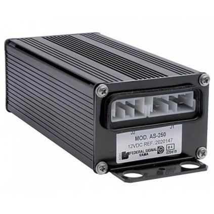 Siréna do vozidla Federal Signal Vama, AS 250, 100W, 3 tóny