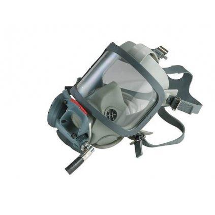 Maska s plicní automatikou Meva, Spiromatic S NR, náhlavní kříž
