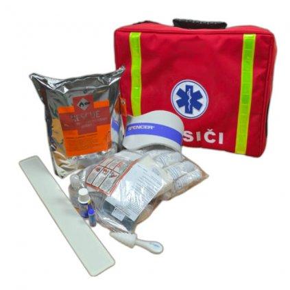 Lékarnička do hasičských vozů se základní výbavou K1