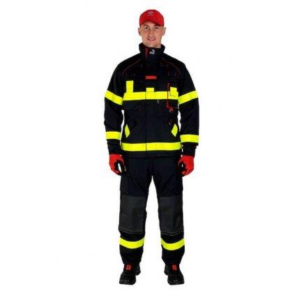 Jednovrstvý zásahový ochranný oblek pro hasiče GOODPRO FR2 FireSnake