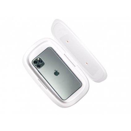 UV dezinfikátor a sterilizátor osobních věcí (klíče,mobil)