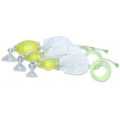 Jednorázový dýchací vak LAERDAL The Bag II