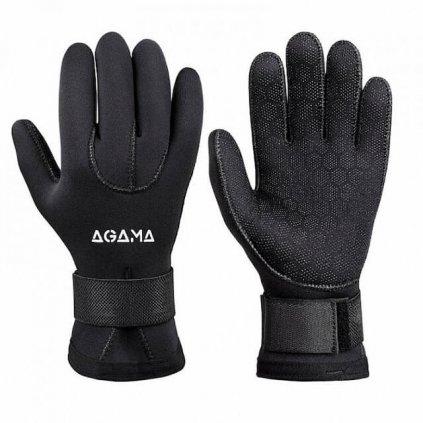 Neoprenové rukavice do vody AGAMA CLASSIC (5mm)