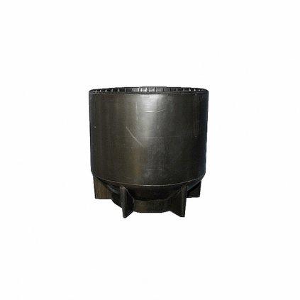 Botka na tlakovou lahev Tecline gumová (171-178 mm)