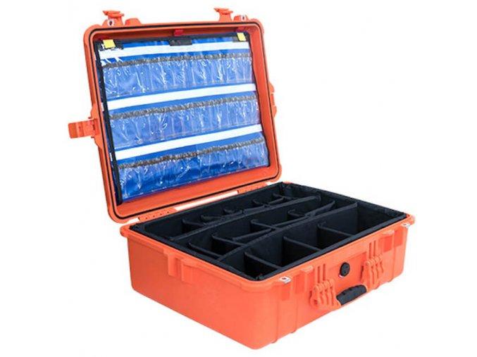 Pelican 1500 005 150 1500EMS Watertight ATA Hard 523444