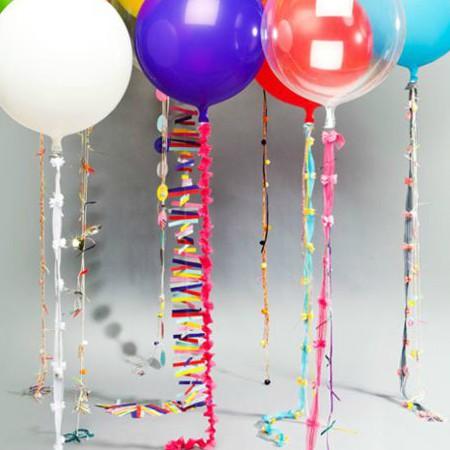 Stuhy na balónky