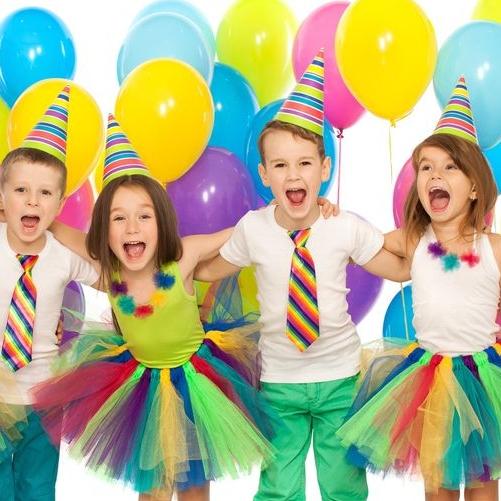 Oslava narozenin pro holčičky a kluky