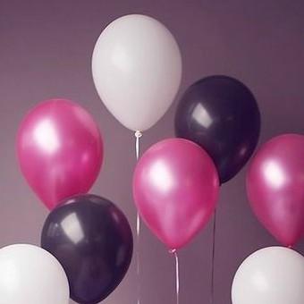 Nafukování balónků
