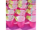 Party kelímky a skleničky