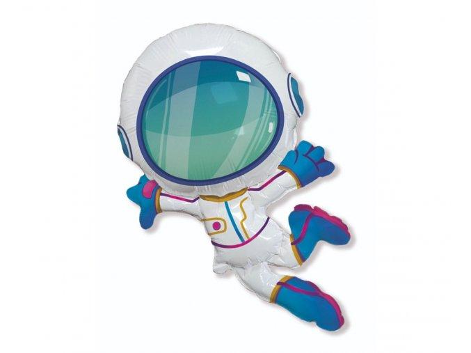 balon astronauta