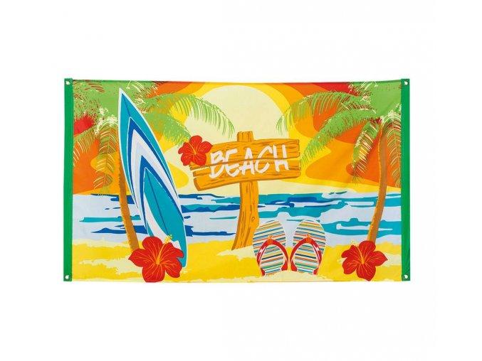 flaga hawajska plaza
