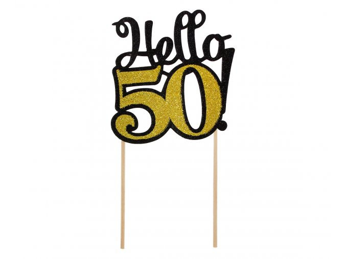 dekoracja 50 urodziny